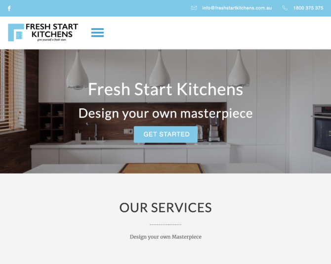Fresh Start Kitchens